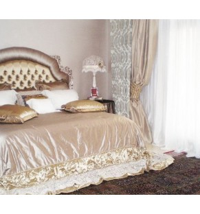 Комплект для спальни в бежевом цвете